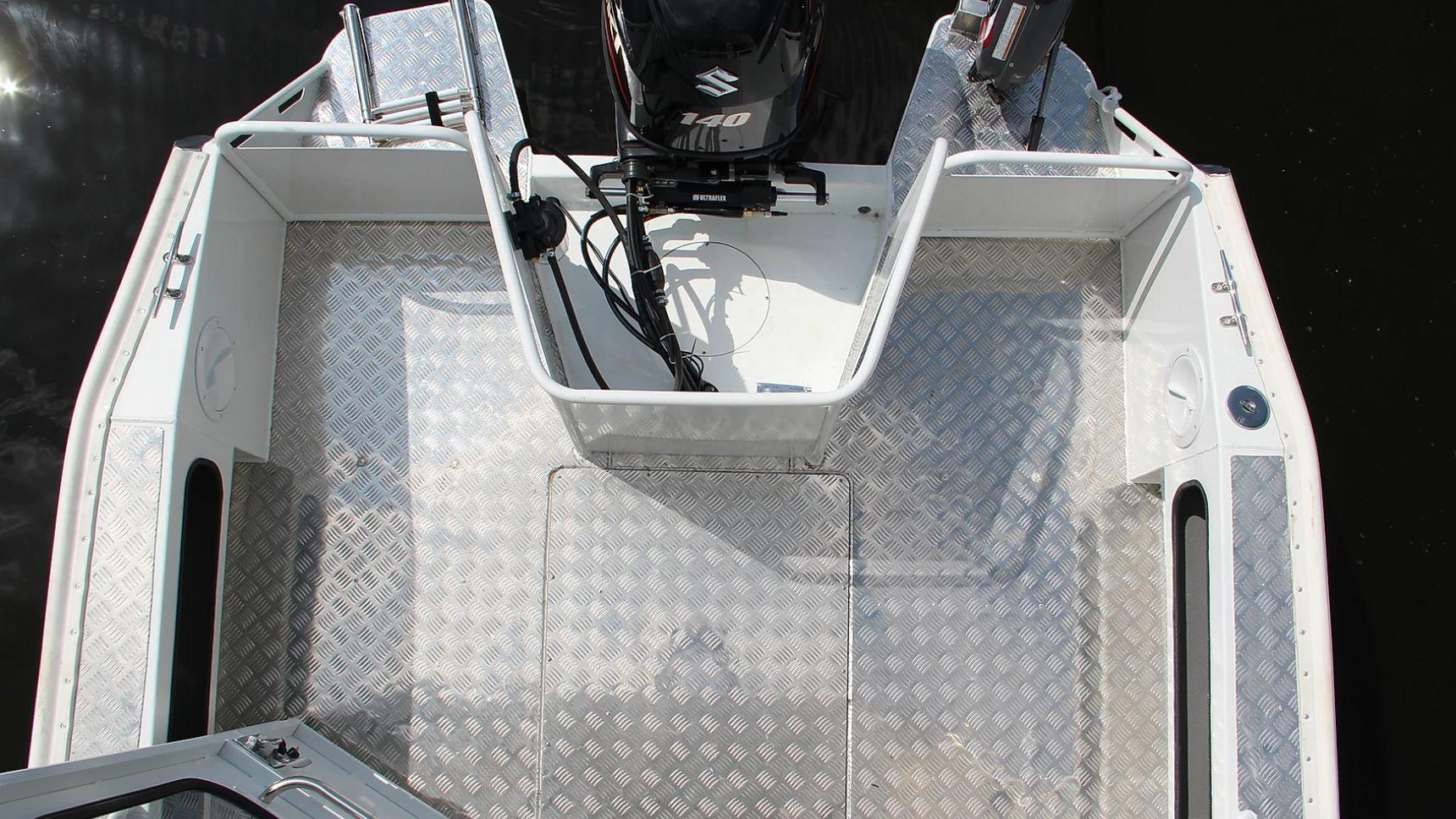 Катер Victory 600 Cabin Pro - 5